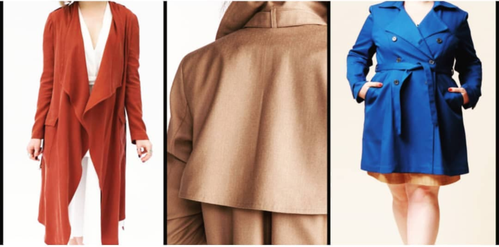 5 Must Have Fall Trench Coat Patterns