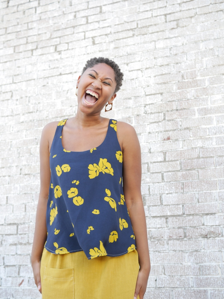 The Victory Tank- Say Hello To Your New Favorite Tank Top by Chalk + Notch